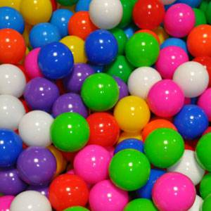 Manufacturer of play balls for ball pits