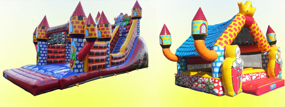 rental of inflatables
